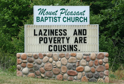 The Most Offensive Church Sign I Have Ever Seen by Jacob...K.