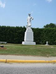 Italian-American Statue