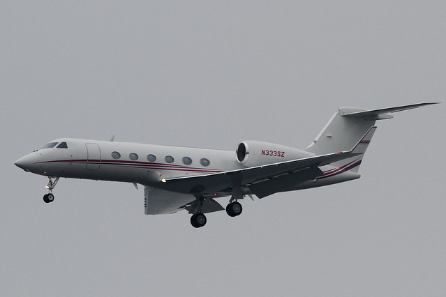 Gulfstream Aerospace G450(N333SZ)