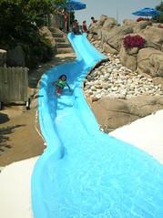 ellie water slide