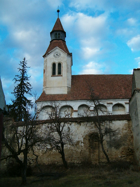 Bunesti Medieval Chruch