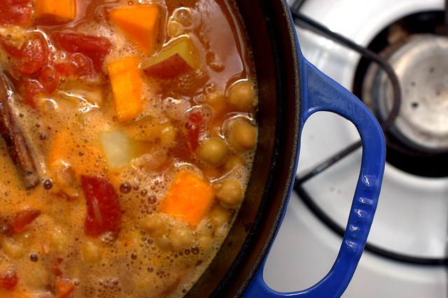 stew, simmering
