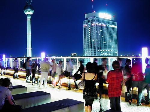 24 hours of Flickr Party in Berlin