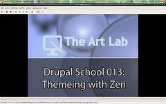 Drupal school