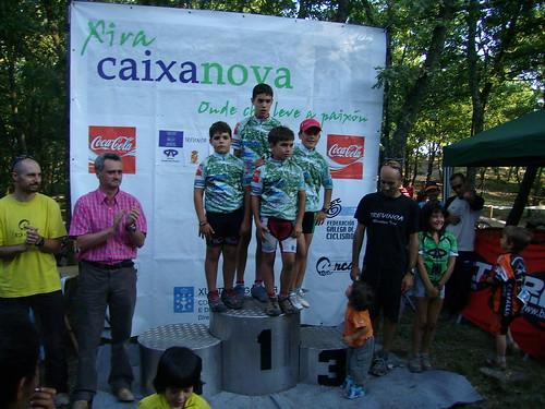 Ciclismo BTT Maceda