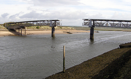 Broken bridge by Eva the Weaver, on Flickr