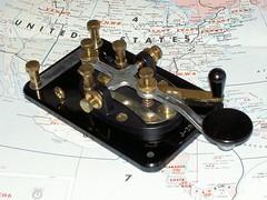 Morse Code Straight Key J-38