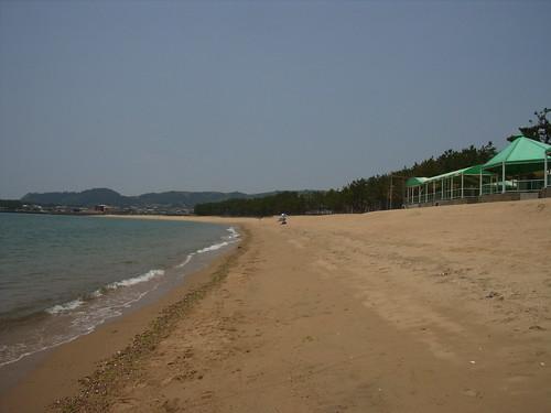 加津佐海灘
