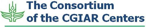 Consortium of CGIAR Centers website banner