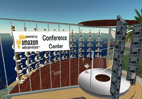 AWS Dev Island Conf Room