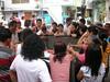 Majnu-Ka-Tilla, Tibetan Refugee Colony, Delhi - Gambling at the Dalai Lamas Birthday Celebrations