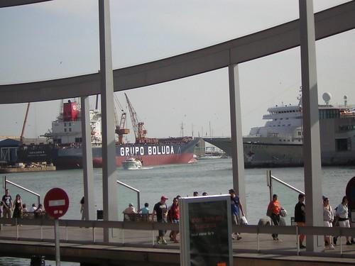 Barco Grupo Boluda