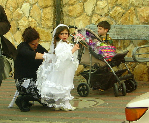 Purim Bride