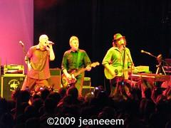 Midnight Oil rock Canberra