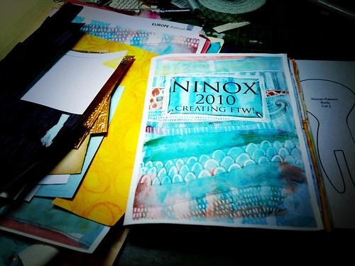 Ninox - Creating FTW! Zine