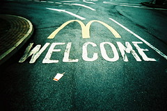 xpro Mcdonalds Welcome