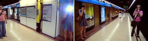 Double Shot. 03. BCN. Metro