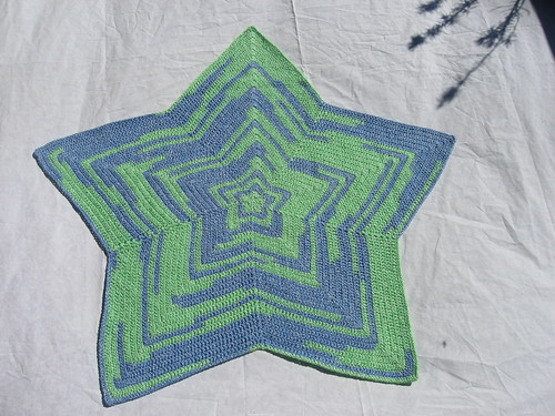 ... parallel crochet stitches form a modified hdc2tog and an adjacent dc