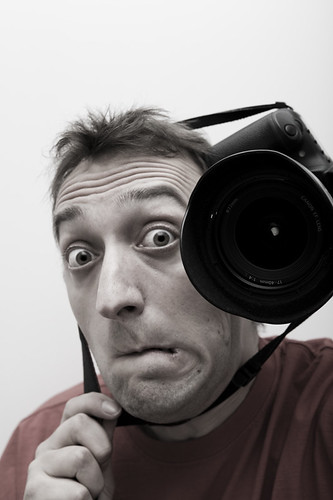 Fear of cameras