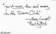 "Anne Lamott: ""Print More"""