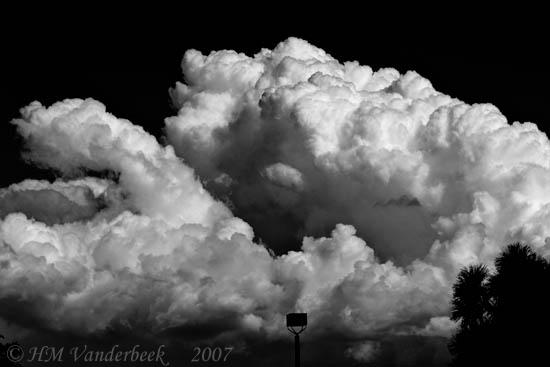 Clouds, Albuquerque