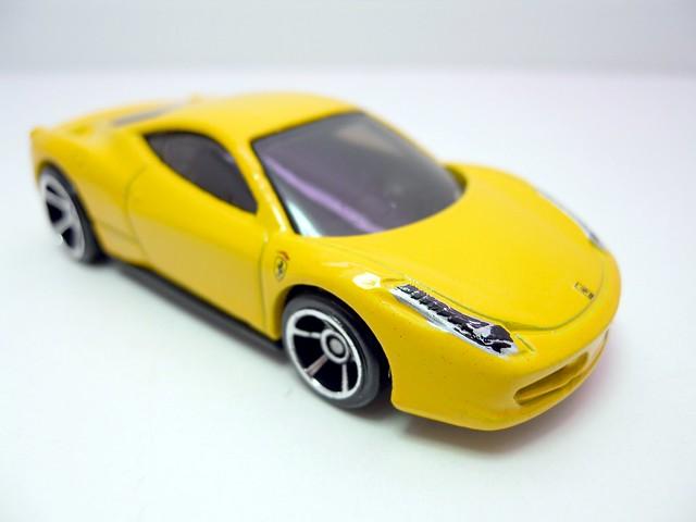 hws ferrari 458 italia yellow (2)