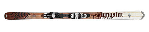 Dynastar Legend 8000 Skis 2008