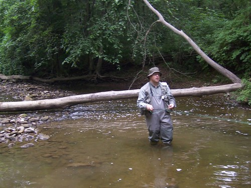 Some local Fly Fishing