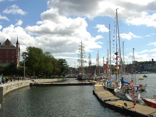 Tall Ships Race 2007 ~ Stockholm, Sweden