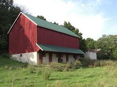 big red barn - prior farm