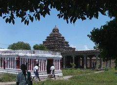 Kailasanathar shrine at Nandhavanam