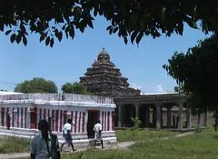 Kailasanathar shrine at Nandhavanam
