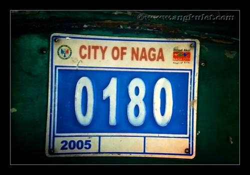 Naga City tricycle