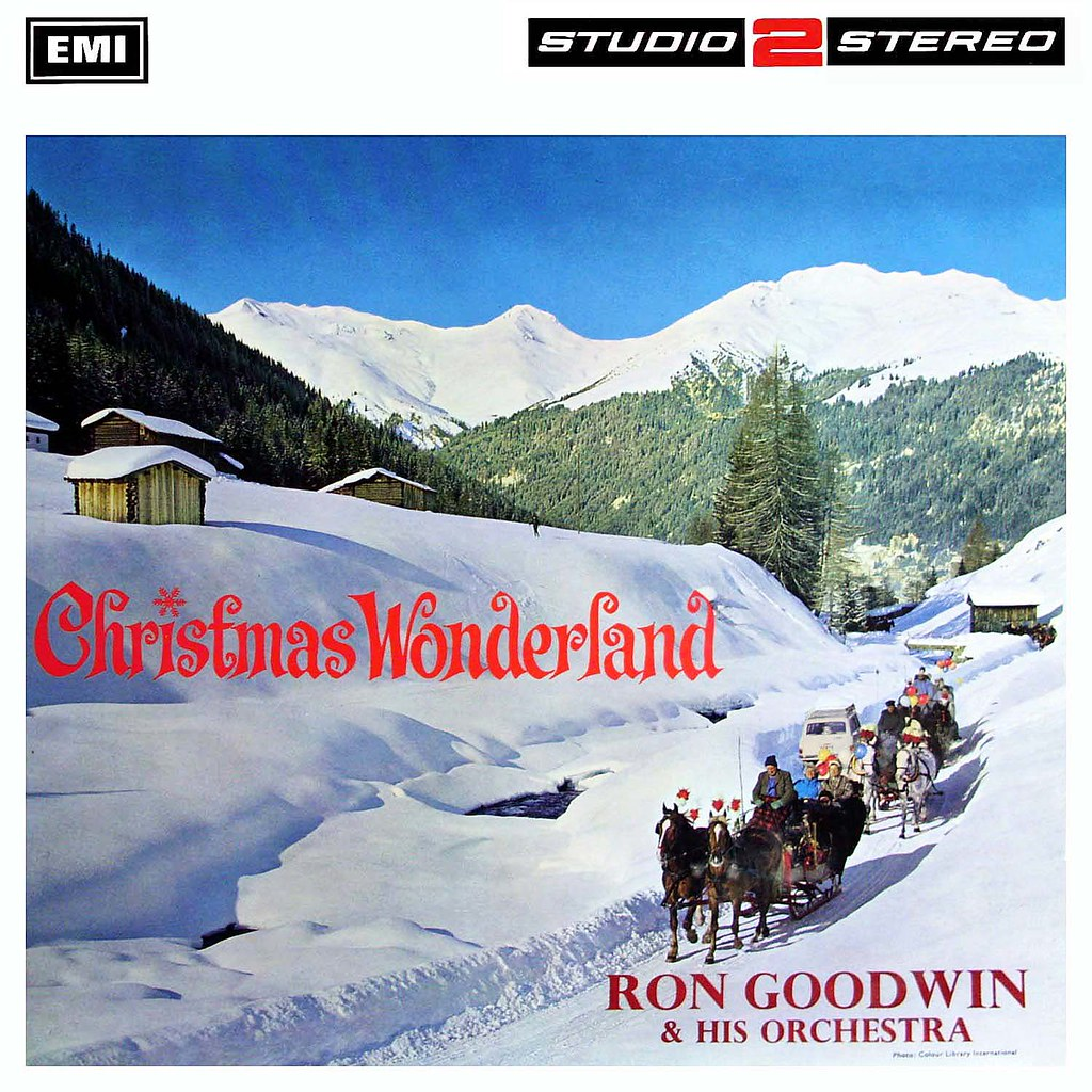 Ron Goodwin - Christmas Wonderland