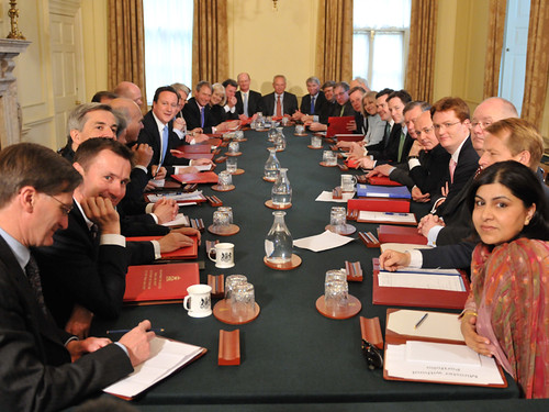 The Coalition Cabinet