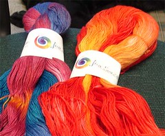 Lisa Souza Sock Yarn