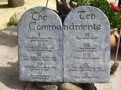 10 Commandments by imkukie