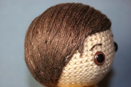 Amigurumi Hair Tutorial : Amigurumi hair tutorial owly