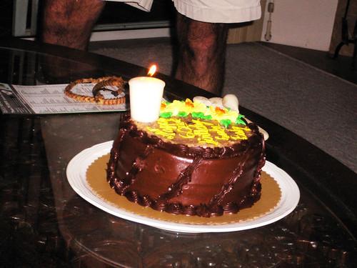 BIG Candle