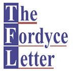 The Fordyce Letter