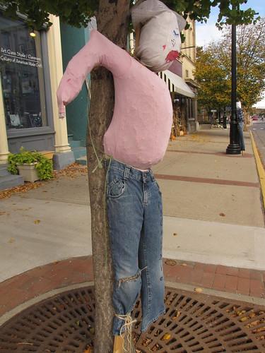291/365 Scarecrow