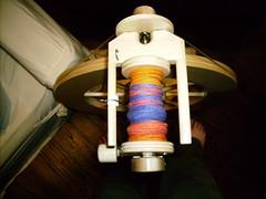 Spinning 8-24