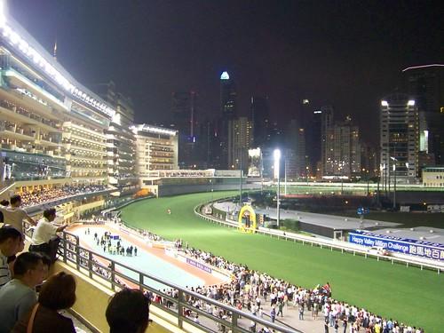 Hong Kong Horse Track