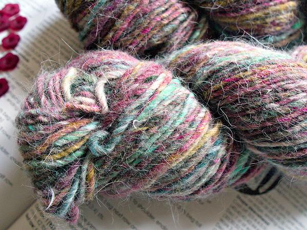scrummy yarn