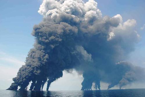 Deepwater Horizon Oil Spill - FSU Sampling Cruise - June 22, 2010 by SkyTruth