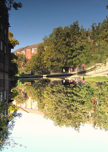 King's Cross Canal - law_keven on Flickr