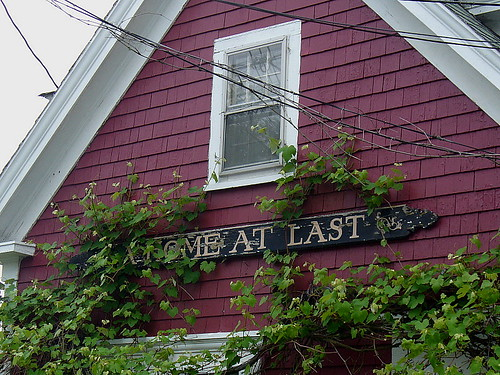A home at last, Provincetown, MA