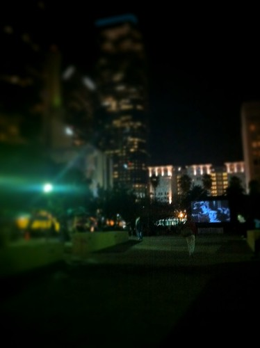 outside movie