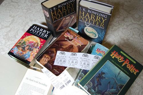Harry Potter Still Life
