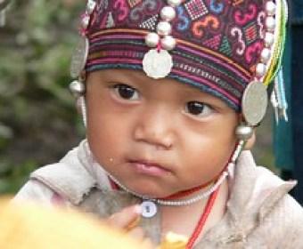 Um terço dos mortos na Birmânia são crianças